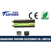 China 24V To 220V Modified Sine Wave Inverter DC To AC 5000W Solar Power Supply Big Capacity on sale