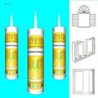 China high quality fast cure GP acetic silicone sealant for windows and doors sealing on sale