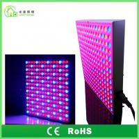 China Indoor Greenhouse LED Grow Panel Light 45W For Flowers / Plastic Material wholesale