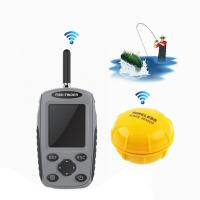 Quality sonar fish finder wireless Fishing finder for sale