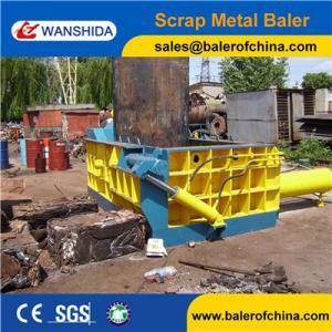 China Hydraulic Scrap Metal Balers wholesale