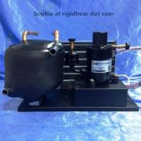 Buy cheap DC 48Vcompressor for liquid cooling/chiller/heating and cooling/cooling system from wholesalers