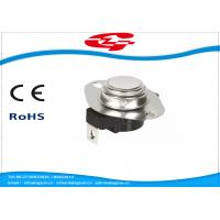 China 25A Big Current Electric Heater Snap Disc Thermostat Bakelite Overheating Protection wholesale