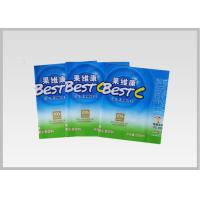 China Heat Sensitive Drink Bottle Labels Packaging Wrap Film For Household Products wholesale