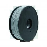 Quality Grey High Strength 3d Printer filament 1.75mm / ABS Plastic Filament for sale