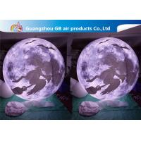 China Multi - Color Inflatable Lighting Decoration Blow Up Moonlight Ball Air Balloon wholesale