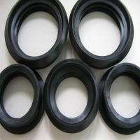 China Custom-make EPDM/MBR/CR material heat resistance pipe rubber gasket wholesale