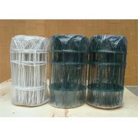 China Garden Border Lawn Edging 10m / 400mm 650mm PVC Coated Green Wire Fencing Roll wholesale