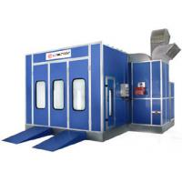 380V Auto Car Spray Booth With Water Curtain For Automotive Cars