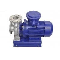 Buy cheap Electric / Diesel Motor Horizontal Single Stage Centrifugal Pump For High from wholesalers