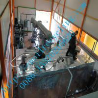 Buy cheap 2014 Hot To Iran ZSA-3 Waste Oil Recycling Equipment Through Vacuum Distillation from wholesalers