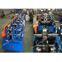 China Automatic Type Change Metal Z Purlin Making Machine High Performance wholesale