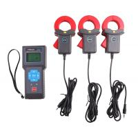 China MEWOI9300 Three-Channel Clamp on Leakage Current Monitoring Recorder wholesale