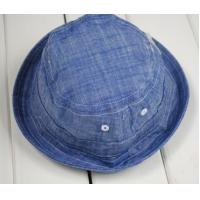 China custom cotton cool kids bucket hat west cowboy caps on sale