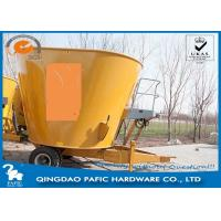 China Tulip Vertical Mixer Animal Feed Wagon Loading capacity 3000kgs for Pasture wholesale