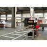 China Busbar Cutting Hydraulic Busbar BenderMachine Single - Arm Type Integral Structure wholesale