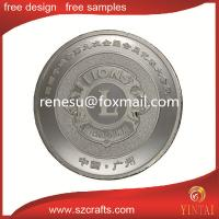 China cheap commemorative coin, international lions club coin wholesale