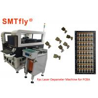 China Standard 460*460mm In Line Laser PCB Depaneling Machine Compact Size SMTfly-5L wholesale