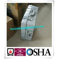 Quality ISO Fire Resistant Filing Cabinets / Safety Storage Cabinets With GPS Tracking for sale