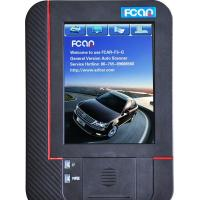 Buy cheap FCAR F3-G Diagnostic Scanner For Gasonline Cars&Diesel Vehicles from wholesalers
