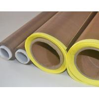 China Customized Teflon Conveyor Belt 48N Per 100Mm Adhesive Strength Width wholesale