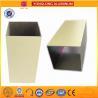 China Colourful Powder Coated Aluminium Extrusions Lenth Or Shape Customized wholesale