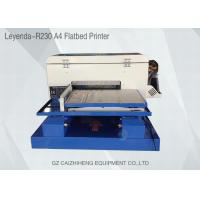China High Definition Flatbed Small Format UV Printer Accurate Easy Operation wholesale