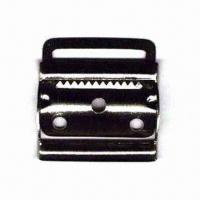 China 1 to 1/2-inch Belt Buckle for Jackets with Nickel Finish wholesale