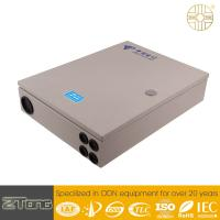 China Indoor Type Optical Fiber Network Distribution Box Wall Mounting 340x100x460mm wholesale