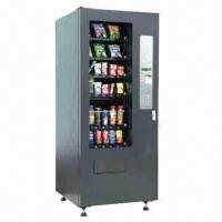 China Snack beverage combo vending machine, RoHS Directive-compliant wholesale