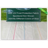 China Biodegradable Spunbond Non Woven Landscape Fabric for Agriculture Protection Mat wholesale