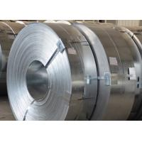 China SPHC SS400 Hot Rolled Steel Metal Strips , Cold Rolled Galvanized Carbon Steel Strip wholesale