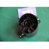 Quality Black PC / ABS Injection Molded Parts Product Design , Custom Plastic Parts for sale
