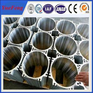 China Eco-friendly extrusion aluminum electric motor shell profile wholesale