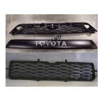 Buy cheap Custom Front Grill Mesh TRD PRO Style For Toyota 4Runner 2014 - 2018 / Car from wholesalers