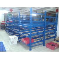 China adjustable high density Carton Flow Rack Multi - Level  selective racking system wholesale
