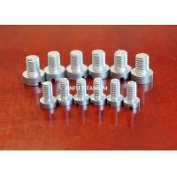 China High Thermal Stability Slotted Head Screw With Anodized / Plain Surface Finish wholesale