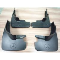 China Car Rubber Mud Flaps Complete set replacement For Germany Mercedes-Benz ML350 2007-2012 / W164 wholesale