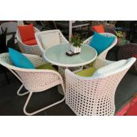 China Outdoor furniture rattan dinning set --16094 wholesale