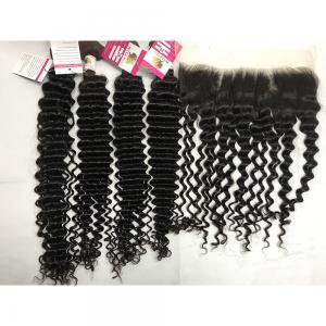 China SGS Peruvian Human Hair Weave wholesale