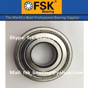China Deep Groove Ball Bearings Caster Wheel Bearings 6001 6002 6003 Trolleys Bearings on sale