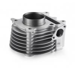 China Aluminum Motorcycle Engine Block , 125cc Cylinder For Yamaha 110 Scooter wholesale