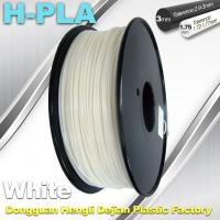 China 3D Printer Filament H - PLA Temperature Resistance High Tenacity Filament 1.75mm wholesale