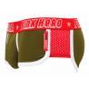 China Anti - Static Mens Designer Underwear Trunks , Mens Boxer Trunks For Sport wholesale