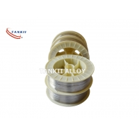 China NiCrTi 1.6mm 2.0mm Nickel Alloy Wire Thermal Spray For Boiler Tubes wholesale