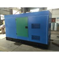 China Standby Power Diesel Generator 80KW / 100KVA 3 Phase 4 Pole 60Hz 1800RPM Genset wholesale