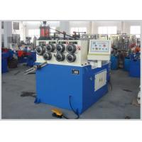 China 220v / 380v High Speed Pipe Rounding Machine 4kw Low Power Construction wholesale