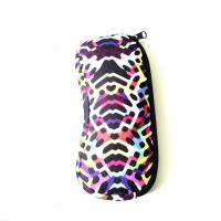China Neoprene Sunglass Sunnies bag Glasses Optical Soft Carry Case.SBR Material. Size is 19cm*8.7cm. wholesale
