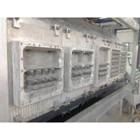 China Fully Automatic Egg Carton Making Machine 5000pcs / Hour With High Efficiency on sale
