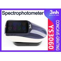 China 3nh Textile Fabric Cloth Paint Matching Spectrophotometer YS3060 D / 8 ° 400 ~ 700nm Color Machine wholesale